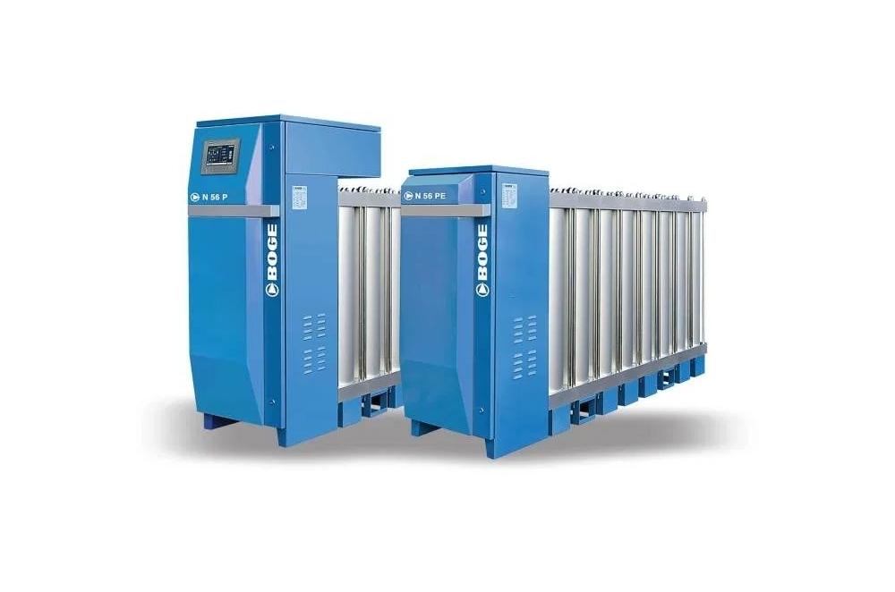 Producción de gases necesarios para la manufactura aditiva con metales