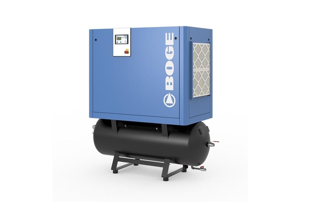 Compresor de tornillo de la serie C-2 DR de hasta 22 kW