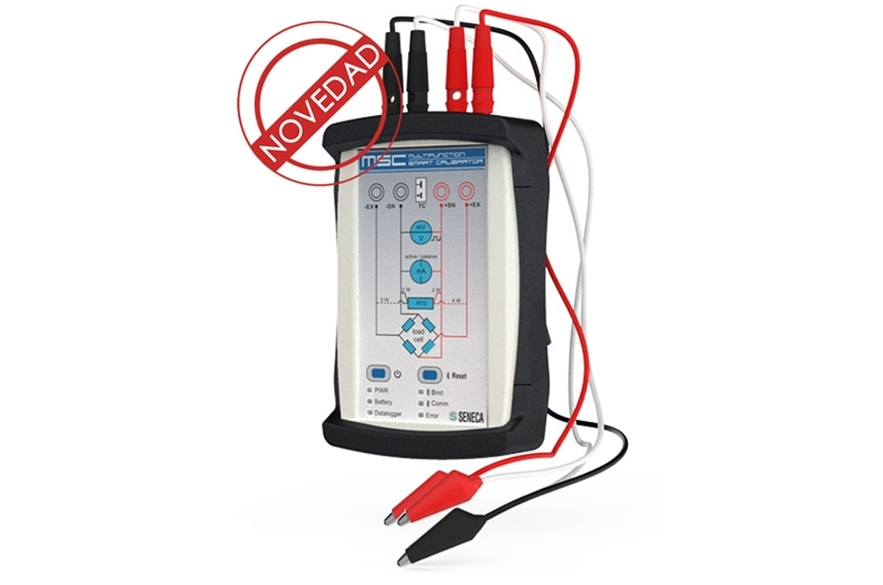 MSC - Multifunction Smart Calibrator